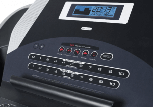 Proform 505 cst -A small treadmill with great features-programs