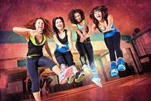 Aerobics Exercises - Benefits: speeds up your metabolism, release endorphines to make you feel great, improves mood and sleep pattern, increases your energy levels