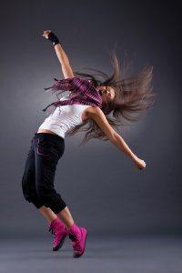 Aerobics Exercises-Dancing-