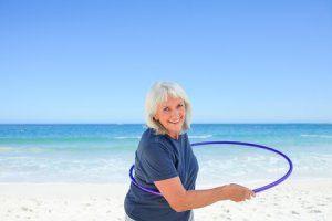 How to start aerobic exercises-Hula Hoop