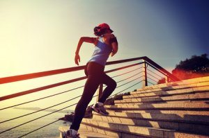 Aerobic Exercises -Stair Runner