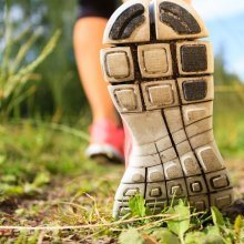 Ways to lower high blood pressure-brisk walking with a gizmo