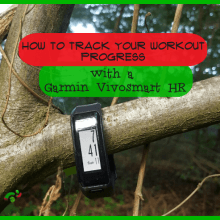 what is a garmin vivosmart hr