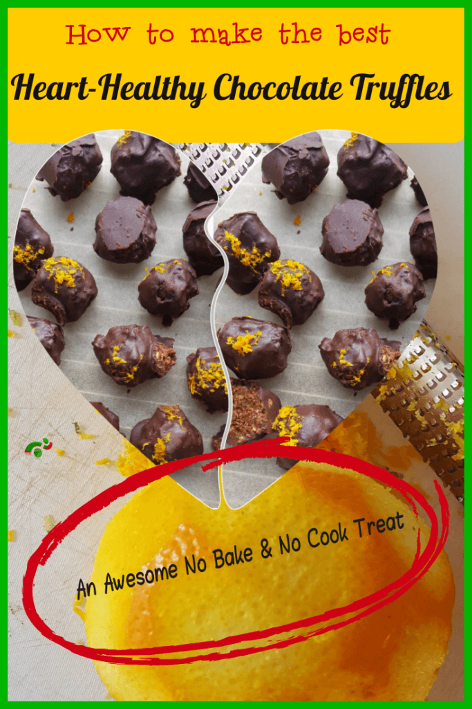 These truffles are easy to make and they are so versatile - mix and match your ingredients. You might want to try different chocolate flavors or you want to use different nuts or fruit . This treat is awesome post-workout or as a mid afternoon  pick-me-up.