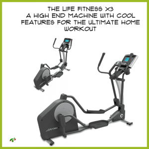 Life Fitness X3 Elliptical Cross Trainer is it worth the money?
