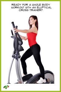 What kind of machine is an Elliptical Cross-trainer